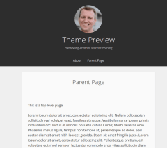Relativity Parent Page