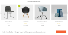 Ri Colias Featured Product Page