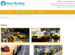 Smart booking gallery