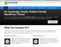 Synapse Pages