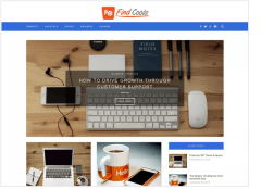 WordPress-Findcool-theme