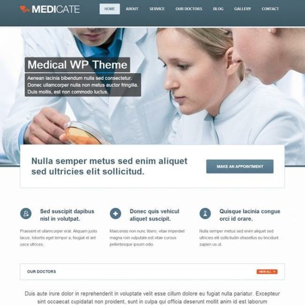 medicate-wordpress-theme
