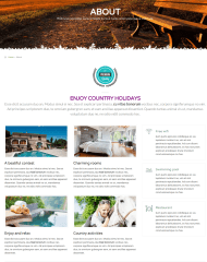 About Page – CountryHolidays