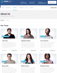 About Us Page – RepairPress