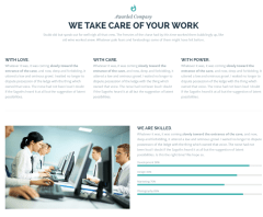About us page of Pulse theme – Copy – Copy – Copy