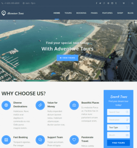 AdventureTours-Wordpress