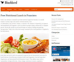 Blackbird Recipies Page