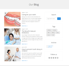 Blog – Dentist