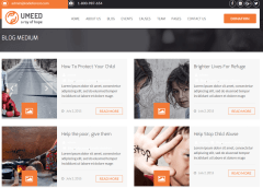 Blog page of Umeed