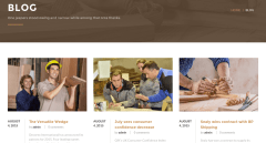 Blog page of Woodworker