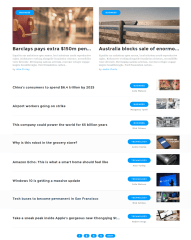 Blog posts of Daily Post theme