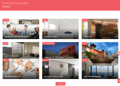 Blogs Page – Javo Home