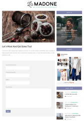 Contact Page – LaMadone
