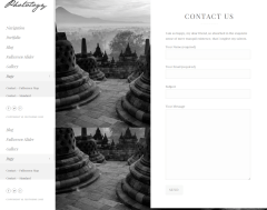 Contact Page Standard – Photology