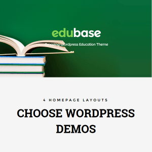 Edubase Course, Learning, Event WordPress Theme