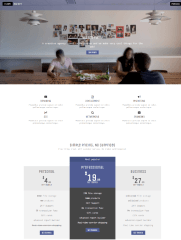 Flexy – Homepage