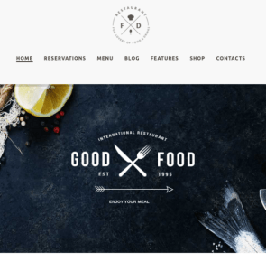 Food & Drink Theme