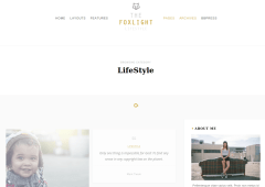 Foxlight Archives Page