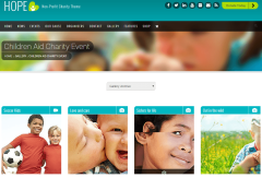 Gallery of Hope theme