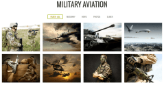 Military Gallery Page