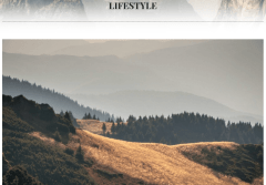NewRoad LifeStyle Page