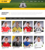 Players Page - Sport