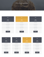 Pricing Table – Cleayn