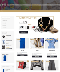 Products Page – Alteration Shop