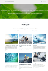Projects Page – Good Energy