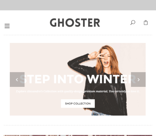 Ri Ghoster – Multipurpose Creative WP theme