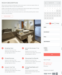 Rooms with sidebar Page – Bellevue