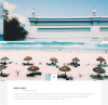 Salvador - Page with image slider