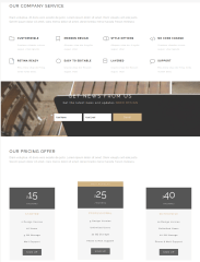 Services Page – Noho