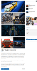 Single Blog Page – Cargo