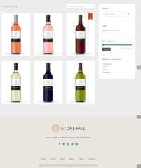 Stone Hill – Wines