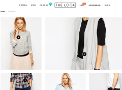 The Look Lookbook Page