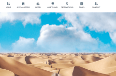 Traveline Home Page