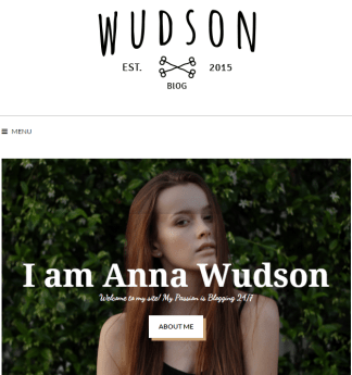 Wudson - Blog and Magazine WP theme