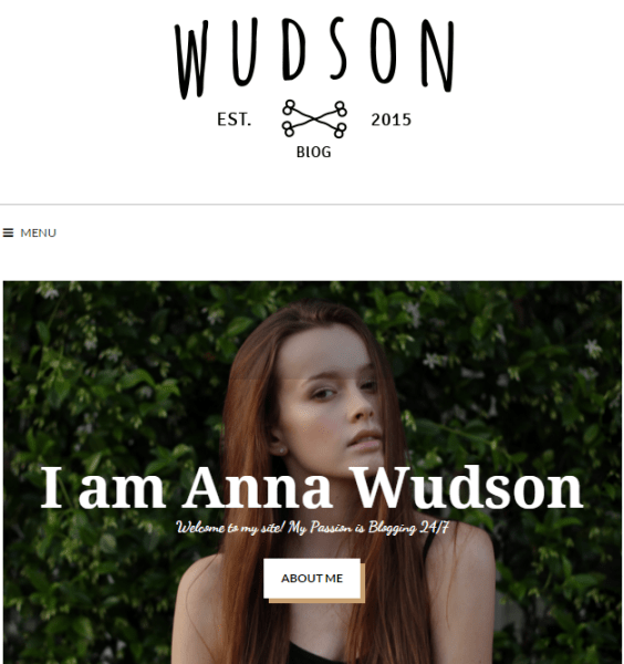 Wudson – Blog and Magazine WP theme