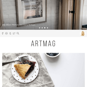 Artmag - Clean WordPress Blog & Magazine Theme