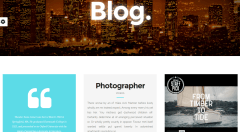 Blog Page of Oscar