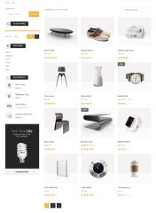 ChillNews – shop page