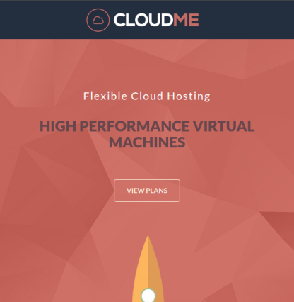 Cloudme Host Theme