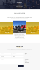 Company Page – Victorious