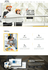 Constructioner –  homepage