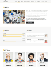 Constructioner – services
