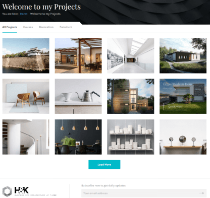 Hnk - Projects