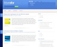 Home Page of BlueSky