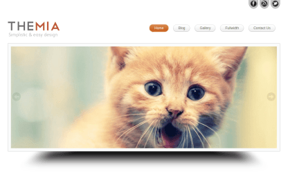 Home Page of Themia