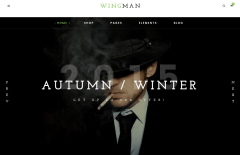 Home Page of WINGMAN